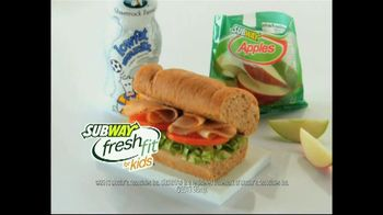 Subway Phineas and Ferb Meal Bags TV Spot