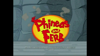 Subway Phineas and Ferb Meal Bags TV Spot - Thumbnail 7