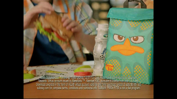 Subway Phineas and Ferb Meal Bags TV Spot - Thumbnail 2