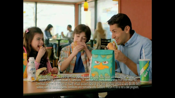 Subway Phineas and Ferb Meal Bags TV Spot - Thumbnail 3