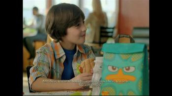 Subway Phineas and Ferb Meal Bags TV Spot - Thumbnail 5