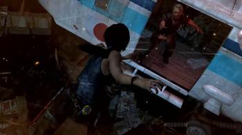 Tomb Raider TV Spot, 'A Beginning' - Thumbnail 4