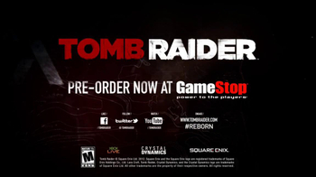 Tomb Raider TV Spot, 'A Beginning' - Thumbnail 6