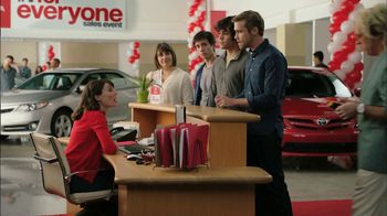 2013 Toyota Camry TV Spot, 'Hand-Me Downs'