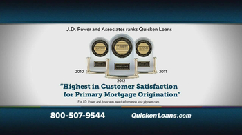Quicken Loans TV Spot, 'Lower Mortgage Rate'