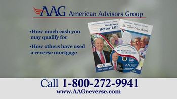American Advisors Group TV Spot, 'Look Before Your Leap' - Thumbnail 8