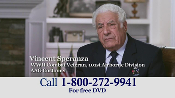 American Advisors Group TV Spot, 'Look Before Your Leap' - 191 commercial airings