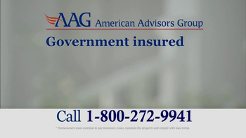 American Advisors Group TV Spot, 'Look Before Your Leap' - Thumbnail 5