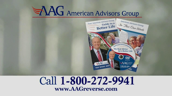 American Advisors Group TV Spot, 'Look Before Your Leap' - Thumbnail 7
