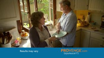 Provenge TV Spot, 'Tools'