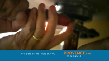 Provenge TV Spot, 'Tools' - Thumbnail 4