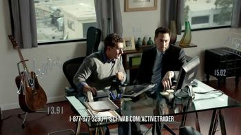 Charles Schwab TV Spot, 'Higher Level Trading' - Thumbnail 6