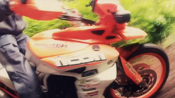Triumph Motorcycles TV Spot, 'Helicopter' - Thumbnail 3