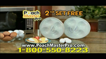 Poach Master Pro TV Spot