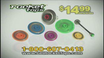 Rocket Tops TV Spot - 22 commercial airings