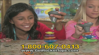 Rocket Tops TV Spot - Thumbnail 9