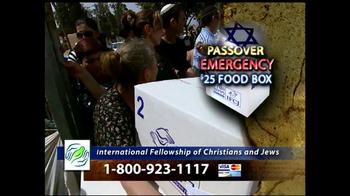 IFCJ TV Spot, 'Passover' - Thumbnail 10