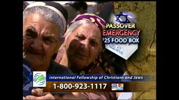 IFCJ TV Spot, 'Passover' - Thumbnail 8
