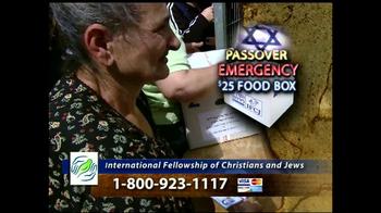 IFCJ TV Spot, 'Passover' - Thumbnail 9