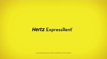 Hertz TV Spot, 'Acceler-Rental' Featuring Owen Wilson - Thumbnail 10