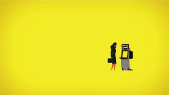 Hertz TV Spot, 'Acceler-Rental' Featuring Owen Wilson - Thumbnail 3