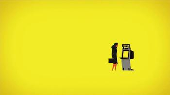 Hertz TV Spot, 'Acceler-Rental' Featuring Owen Wilson - Thumbnail 4