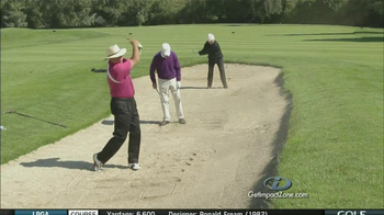 Impact Zone Golf Training System TV Spot, 'Impact' Featuring Bobby Clampett
