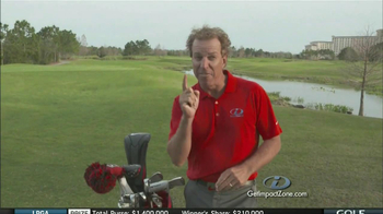 Impact Zone Golf Training System TV Spot, 'Impact' Featuring Bobby Clampett - Thumbnail 3