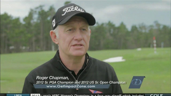 Impact Zone Golf Training System TV Spot, 'Impact' Featuring Bobby Clampett - Thumbnail 6