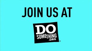 Do Something Organization TV Spot Featuring Demi Lovato, Hayden Panettiere - Thumbnail 6