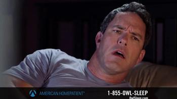American HomePatient TV Spot, 'Owl Sleep' - Thumbnail 6