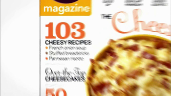 Food Network Magazine TV Spot, 'Cheese Issue' - Thumbnail 4