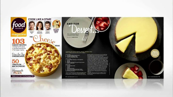 Food Network Magazine TV Spot, 'Cheese Issue' - Thumbnail 8