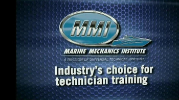 Marine Mechanics Institute TV Spot, 'Life on the Water' - Thumbnail 4