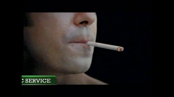 U.S. Department of Health and Human Services TV Spot, 'Smoking' - Thumbnail 1