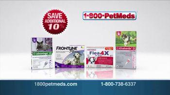 1-800-PetMeds TV Spot, 'Save an Additional 10%'