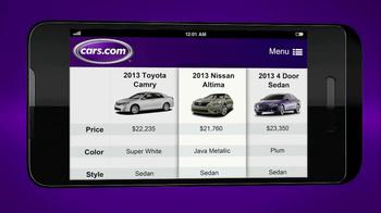 Cars.com TV Spot, 'Conference: Stupid Plan' - Thumbnail 6