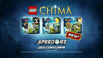 LEGO Legends of Chima Speedorz TV Spot, 'Speedorz Nest Dive' - Thumbnail 10