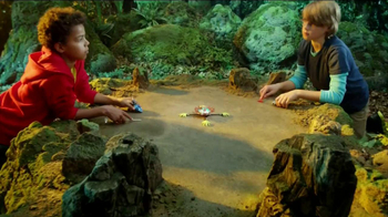 LEGO Legends of Chima Speedorz TV Spot, 'Speedorz Nest Dive'