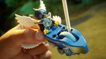 LEGO Legends of Chima Speedorz TV Spot, 'Speedorz Nest Dive' - Thumbnail 5