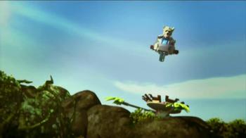 LEGO Legends of Chima Speedorz TV Spot, 'Speedorz Nest Dive' - Thumbnail 7