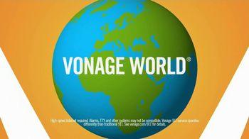 Vonage World TV Spot, 'Across the Ocean'