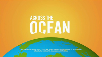 Vonage World TV Spot, 'Across the Ocean' - Thumbnail 2