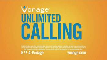 Vonage World TV Spot, 'Across the Ocean' - Thumbnail 7