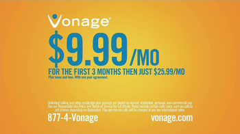 Vonage World TV Spot, 'Across the Ocean' - Thumbnail 8