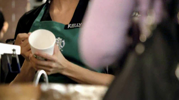 Starbucks Hazelnut Macchiato TV Spot, 'Fresh Coffee' - Thumbnail 1
