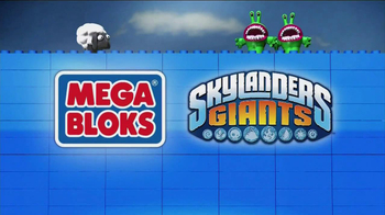 Mega Blocks Skylanders Giants TV Spot  - Thumbnail 1
