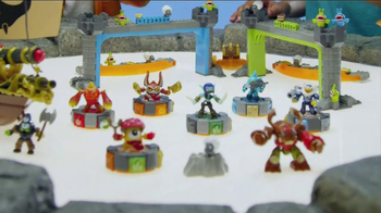 Mega Blocks Skylanders Giants TV Spot  - 197 commercial airings