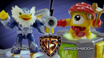 Mega Blocks Skylanders Giants TV Spot  - Thumbnail 8