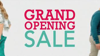 Kohl's Grand Opening Sale TV Spot, 'Vera Wang, Jeans, Men's Suits' - Thumbnail 2